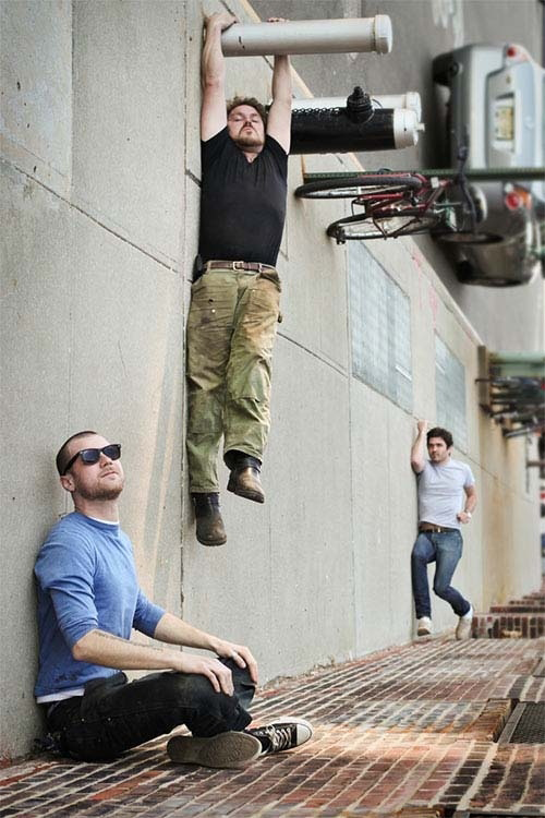 Forced perspective photography tips