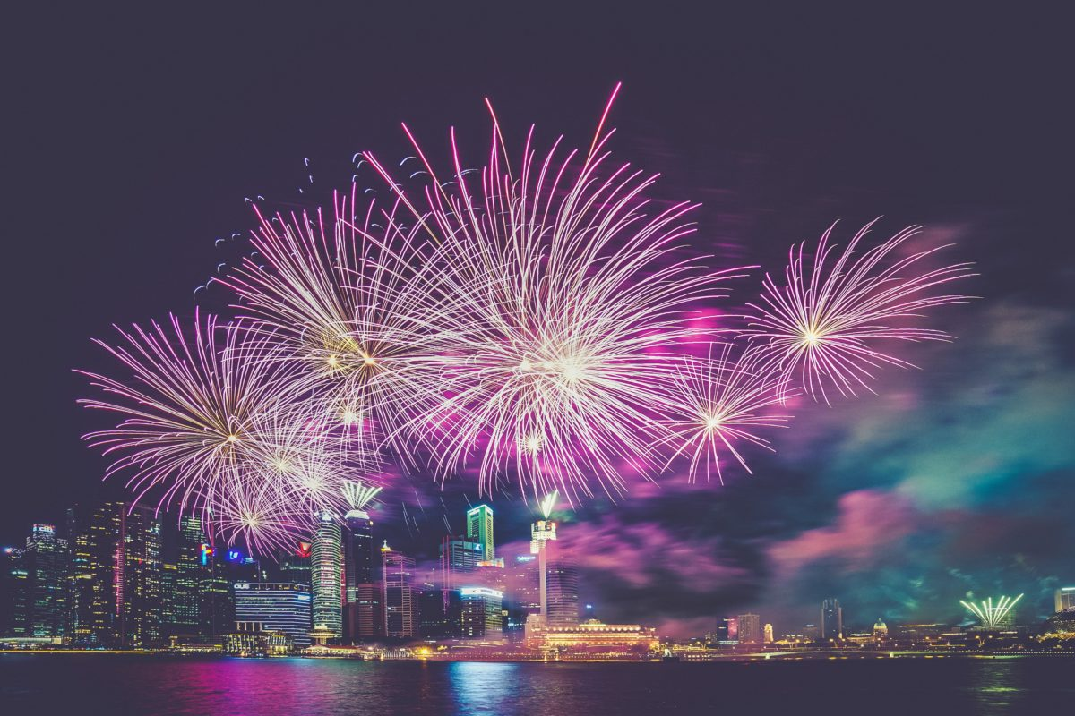 The best firework displays around the world