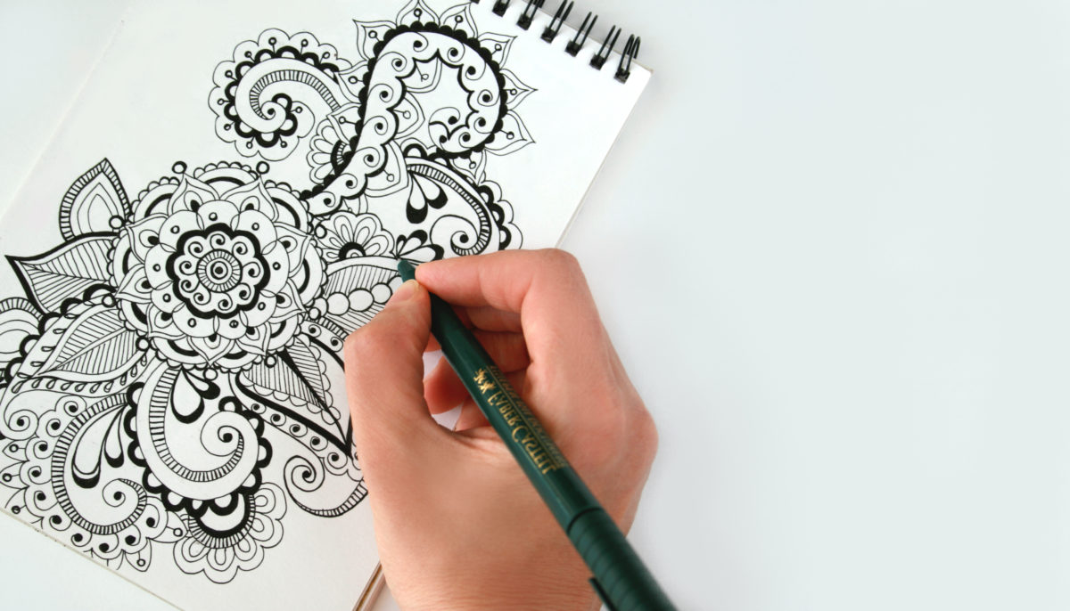 Why Doodling Is Good for You