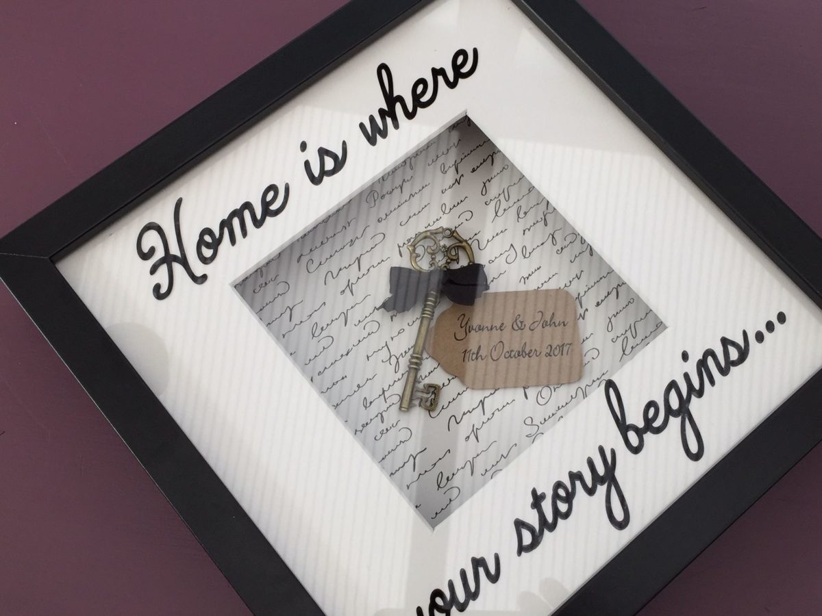 Custom Canvas Prints Are The Best Personalised New Home Gifts